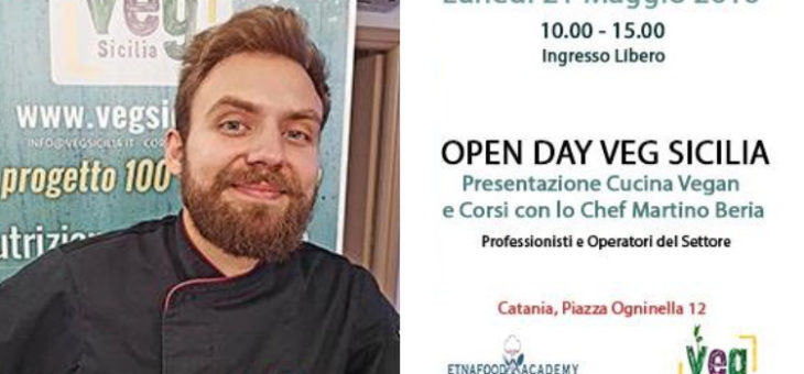Open Day Veg Sicilia | Presentazione Cucina Vegan